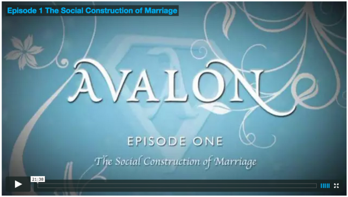 Episode 1 The Social Construction of Marriage Online Pre-Marriage Course Access