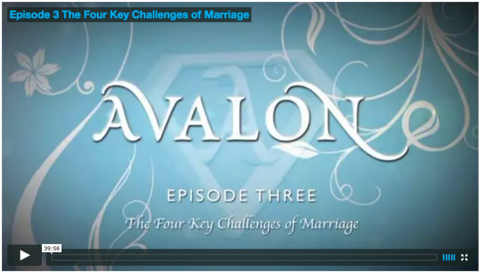 Episode 3 The Four Key Challenges of Marriage Online Pre-Marriage Course Access