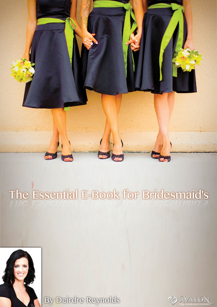 the essential e book for bridesmaids page 1 Workbooks and PDFs